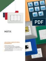 Catalogo Matix 2012 Profesional