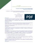 Ley provincial 13.298 de la promoción y protección integral de los derechos del niño