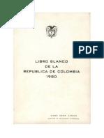 Libro Blanco de Colombia
