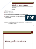 Optical Waveguides