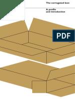 Instruction manual on Corrugated Boxes