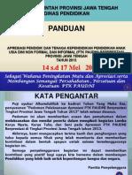 3 Panduan Pelaksanaan Apresiasi Ptk Paudni Berprestasi Provinsi 2013