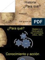 Historia Para Qu Pereyra