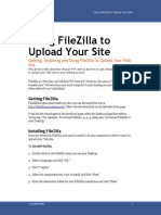 File Zilla Ftp