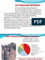 Water and Sanitation Ppt