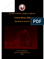 Cement Rotary Kiln Questions & Answers