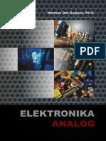 Elektronika Analog BAB3 Sc