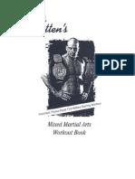181999247 Bas Rutten s MMA Workout Booklet PDF
