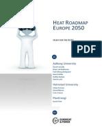 Heat Roadmap Europe 2050