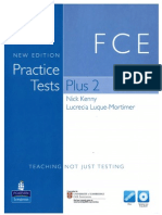 FCE Practice.tests Plus.2 New.edition