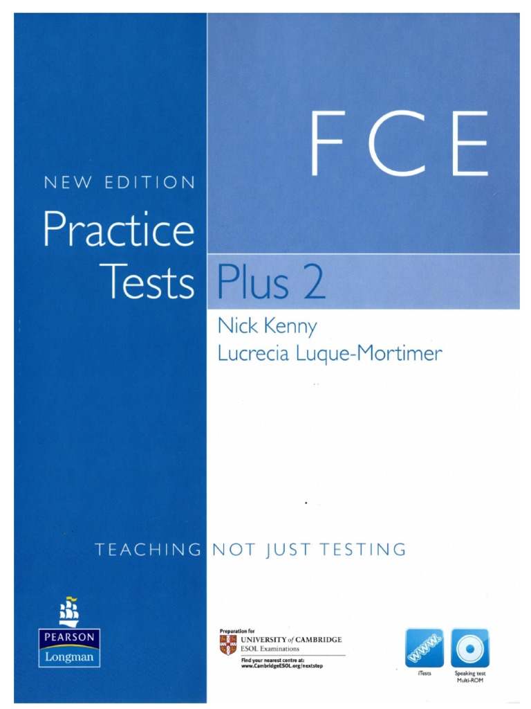 Fce practicetests plus2 newedition yadclub Gallery
