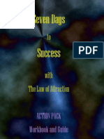 7 Days to Success With Law of Attraction
