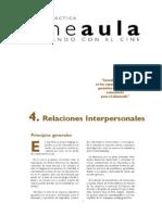 Guia didáctica Relacones Interpersonales