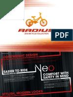 Radius Catalogue 2012