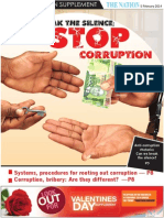 Anti Corruption Supplement