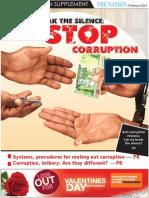 Anti Corruption Supplement