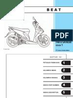 Honda Beat Service Manual