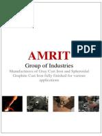 Company Profile Amrit