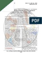 Ethno-Medico-Biology of Bān-Aālu (Dioscorea species)