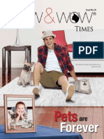 Bow & Wow Times Issue No. 18 - Pets are Forever