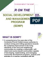Sdmp Presentation