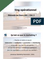 Eléments de cours Mkt op. CM1