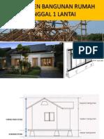 Konstruksi Rumah Tinggal