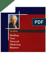 Advanced Rohn Building Your Network Marketing1