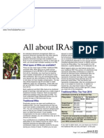 all about iras