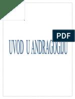 Andragogija-sveobuhvatna skripta