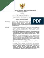 Permen PU No 02 Tahun 2013 Penyusunan Rencana PSDA