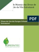 Plano de Manejo Parque Urbano