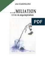 Humiliation - Mahdi ELMANDGRA