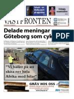 Västfronten 21 nov 2013