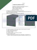 SOLUCION DM Examen Elementos Finitos 2013-05-03