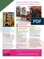 Fundraising Brochure EN1 4