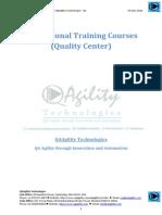 QAAgility QC Training India 1.1