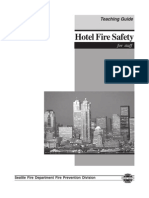 Seattle.gov Fire PubEd Business Hotel Fire Safety