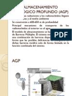 ALMACENAMIENTO GEOLÓGICO PROFUNDO (AGP) definitiva