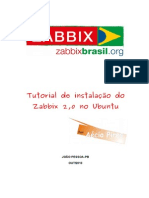 Tutorial de Instalacao Do Zabbix 2.0.0