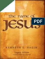 Kenneth E Hagin - O Nome de Jesus