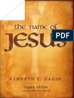 Kenneth E Hagin - O Nome de Jesus