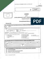 Anexe Hg 52 2011 Norme Prevederi Oug 111 2010 Concediul Indemnizatia Lunara Cresterea Copiilor