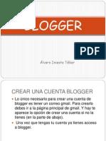 Blogger Trabajo de Informatica