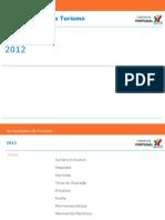 2012 - Os Resultados Do Turismo