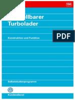 64028100900-Nr 190 Verstellbarer Turbolader