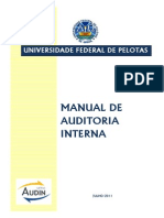 Manual Auditoria Pelotas
