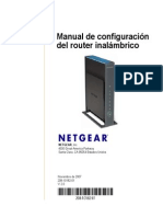Manual BBR Wifi Netgear WNR3500v2
