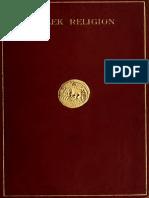 A Handbook of Greek Religion