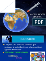 Generalidades de Las Vacunas